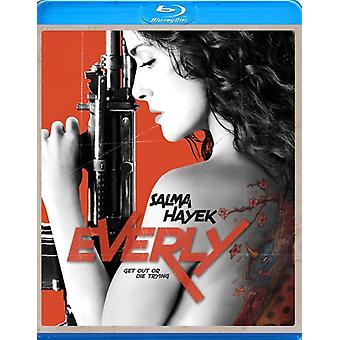 Everly [BLU-RAY] USA import