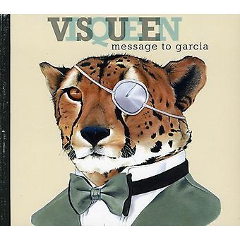Visqueen - besked til Garcia [CD] USA import