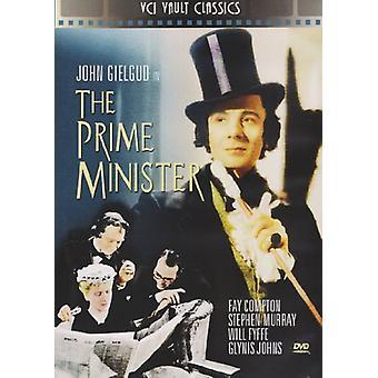 Premierminister [DVD] USA importerer