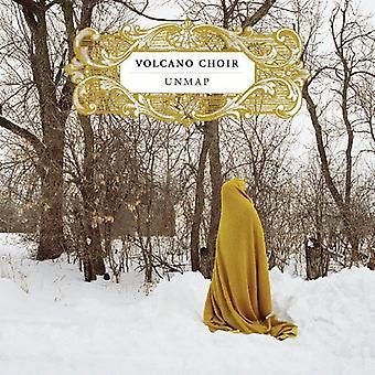 Volcano Choir - Unmap [CD] USA import