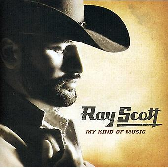 Ray Scott - My Kind of Music [CD] USA import