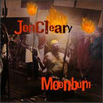 Jon Cleary - Moonburn [CD] USA import