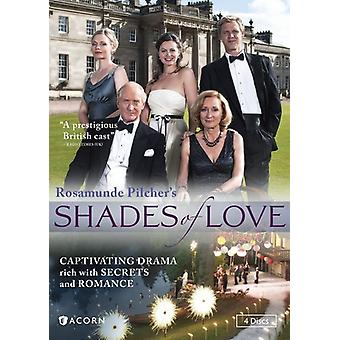 Rosamunde Pilcher's Shades of Love [DVD] USA import