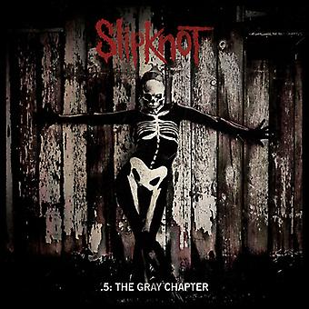 Slipknot - 5: The Gray Kapitel [CD] USA import