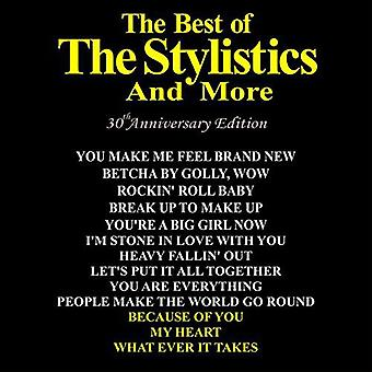 Stylistics - Best of: 30th Anniversary Edition [CD] USA import