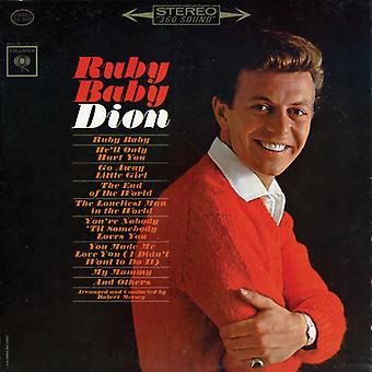 Dion - Ruby Baby [CD] USA importerer