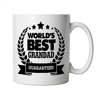 Vectorbomb, World's Best Grandad, Mug