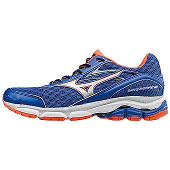 Mizuno Damen Laufschuh Stabilität Wave Inspire 12 Blau - J1GD164408