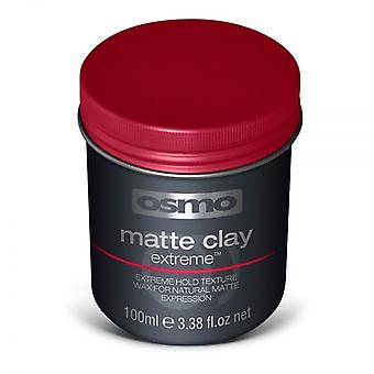 Osmo Osmo Matte Clay Extreme