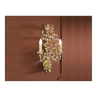 Schuller Verdi Wall Lamp 2L, Ivory/Go