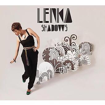 Lenka - skygger [Vinyl] USA importerer