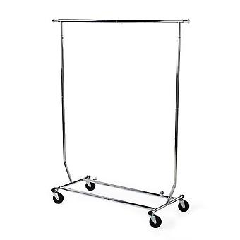 Neatfreak Commercial Chrome Garment Rack