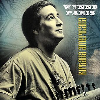 Wynne Paris - importazione USA Kirtana Americana [CD]