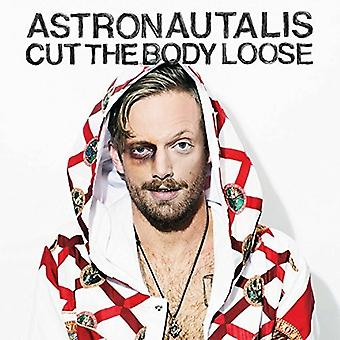 Astronautalis - Knip de losse Body [CD] VS importeren