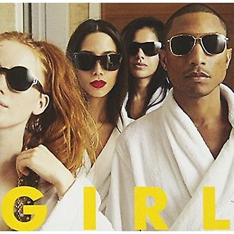 Pharrell Williams - G I R L [CD] USA import