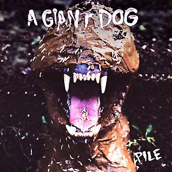 En kæmpe hund - bunke [CD] USA importerer