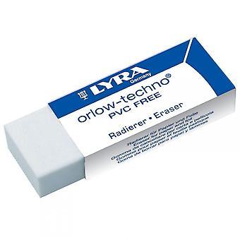 Fila Orlow-Techno Plastic Rubber Eraser * ^^