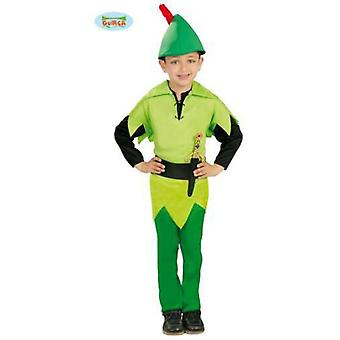 Guirca Archer costume 7-9 years (Costumes)