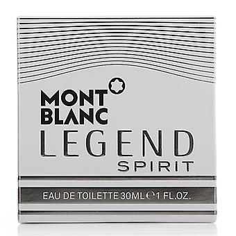 Mont Blanc legende ånd Eau de Toilette 30ml EDT Spray
