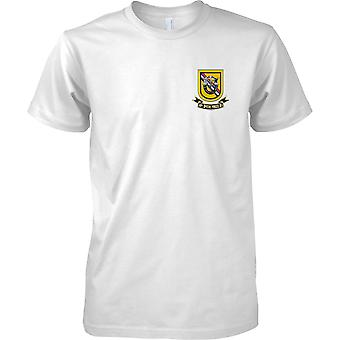 1st Special Forces Regiment - Airborne 39th Special Forces Det - Mens Chest Design T-Shirt