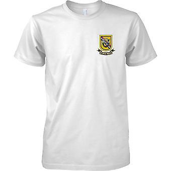 1st Special Forces Regiment - Luft 39. Spezialeinheiten Det - Mens Brust Design T-Shirt