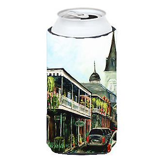 St Louis Cathedral Tall Boy Beverage Insulator Hugger