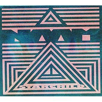 Naam - Balladen om Starchild [CD] USA importen