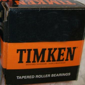 Timken 14118 Tapered Roller Bearing, Single Cone, Standard Tolerance, Straight Bore, Steel, Inch, 1.1811