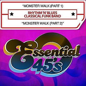 Rhythm 'N' Blues klassisk Funk Band - Monster promenad [CD] USA import