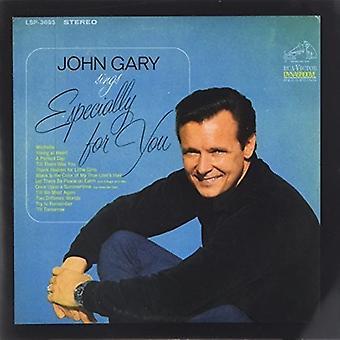 John Gary - Sings Especially for You [CD] USA import