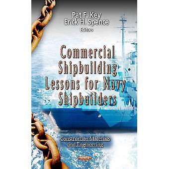 Construction navale commerciale Lessons for marine Shipbuilders par Pat F. Key & Erick H. Spence