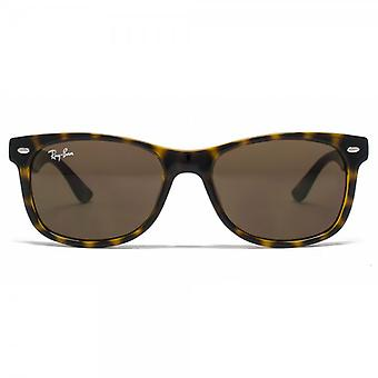 Ray-Ban Junior Wayfarer solglasögon i Havanna