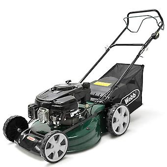 Webb WER51SP Self Propelled 51cm Petrol Rotary Lawnmower
