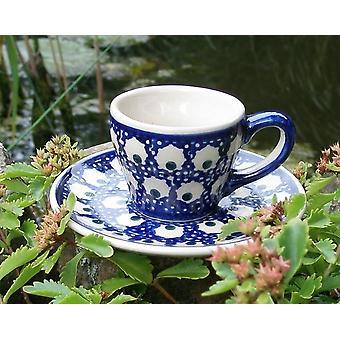 Espresso Cup & saucer, 2. W., Trad. 80, BSN s-145
