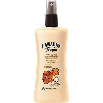 Hawaiian Tropic Satin-Schutz-Spray Lotion (Kosmetik , Körper , Sonnencremes)