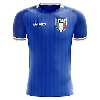 2018-2019 Italien Hem Concept fotbollströja (Kids)
