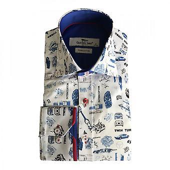 Claudio Lugli 195mph skjorte