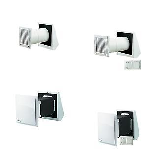 Energy-saving ventilation system TwinFresh Standard series R-50, RA-50, S-60, SA-60 IP24