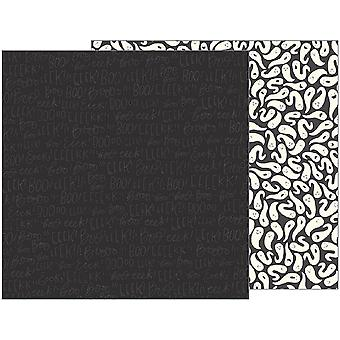 Midnight Haunting Double-Sided Cardstock 12