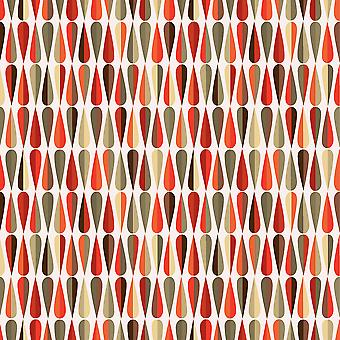 Ella & Viv Mid-Century Modern Single-Sided Cardstock 12