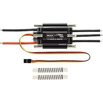 Model ship brushless speed control Reely Load (max.): 120 A