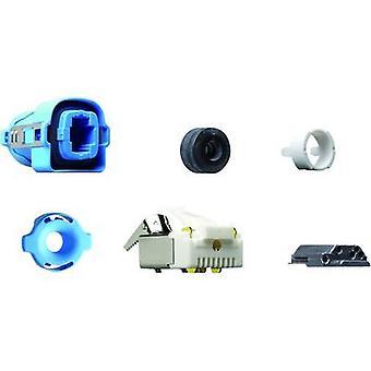 N/A Plug, straight Y-CONKIT-21 Light blue Yama
