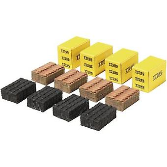 MBZ 80201 H0 Pallet load of bricks