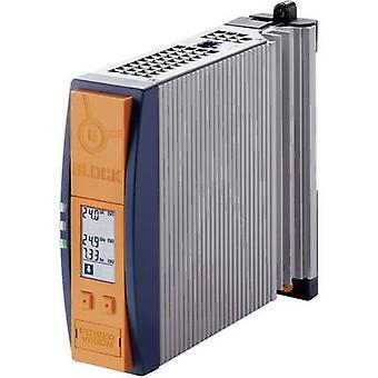Rail-mount UPS (DIN) Block PVUA 24/24-10
