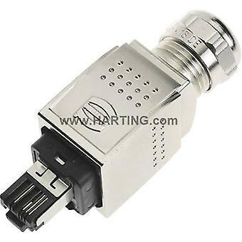 Sensor/actuator data cable Plug, straight No. of pins (RJ): 4P