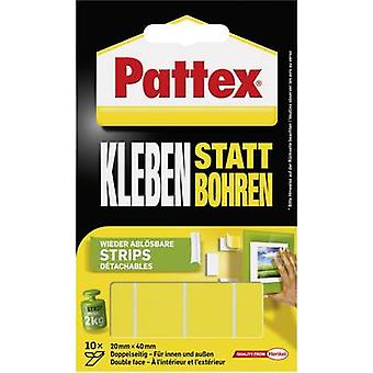 Pattex PXMS1 Double Sided Tape 20mm x 40mm