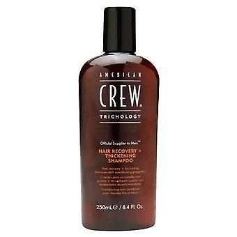 American Crew Recovery Shampoo for Men 250 ml (Hair care , Shampoos)