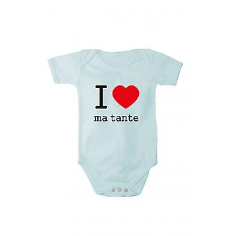 With pressure, I love my aunt 2 baby bodysuits