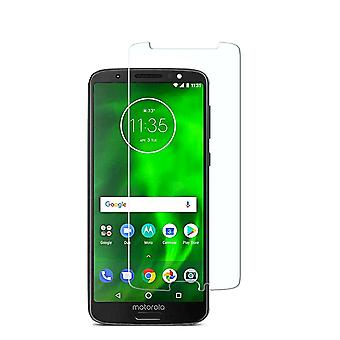 Motorola Moto G6 play screen protector 9 H laminated glass tank protection glass tempered glass