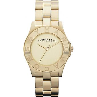 Marc By Marc Jacobs 'Blade' MBM3126 Rose Gold Ladies Watch